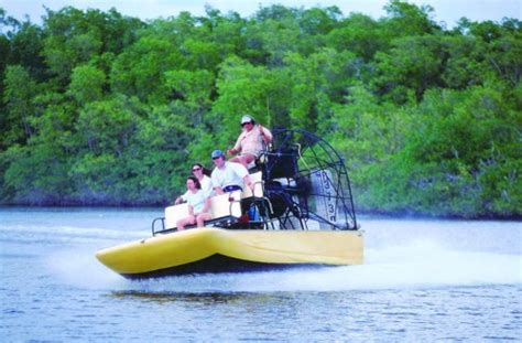 airboat rides near naples outdoor adventures in naples marco island and the
