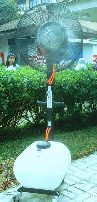 Sejuk Dengan Kipas Angin Embun telaga cool ac sewa rental ac portable standing kipas