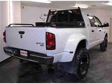 dodge ram back rack purchase used slt 4x4 heavy duty dually bed liner back