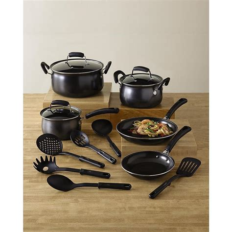 kitchen pots 14 non stick cookware set pots and pans kitchen kitchenware cooking ebay