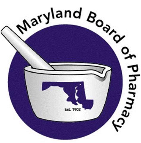Pharmacy Board by Maryland Pharmacy Board