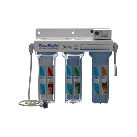 uv light water purifier ultraviolet water purifier sosafe