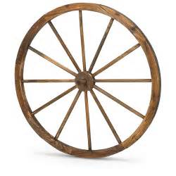 36 quot wooden wagon wheel 214688 decorative accessories at