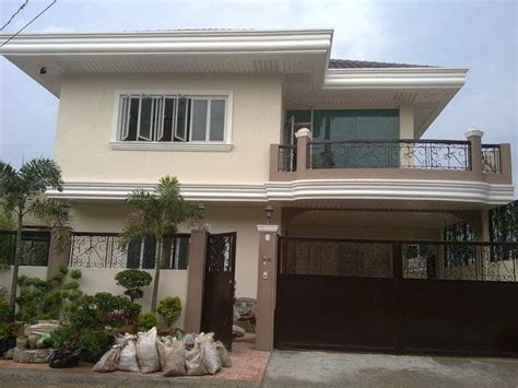 2nd floor house design in philippines medeteranian style house design for sale from manila metropolitan area pasig adpost