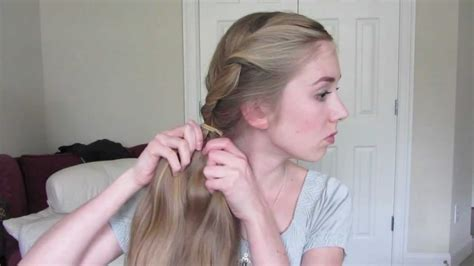 hunger games hairstyles clove hunger games clove s hair tutorial youtube