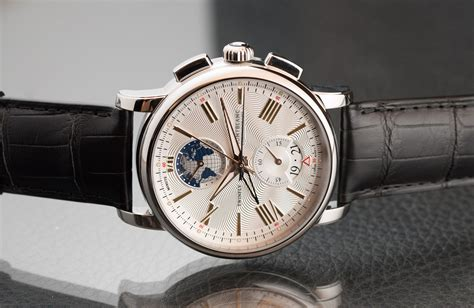 Montblanc Chonograph 1 on the montblanc 4810 twinfly chronograph 110 years edition a dressy traveller that can
