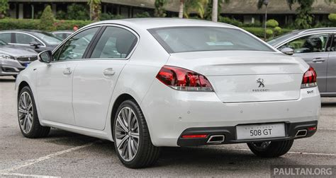peugeot 506 price image gallery 2011 peugeot 508 malaysia