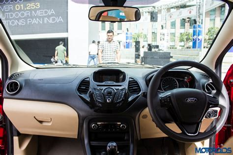 Ford Aspire Interior by Ford Figo Aspire Interior Images Features