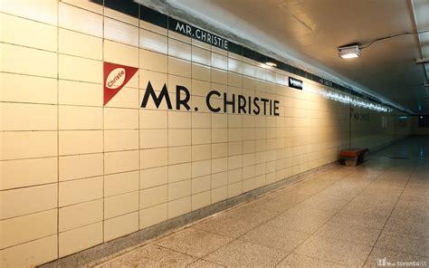 Perspecitve In A Tornoto Subway Station by Toronto S Subwaytm System Mr Christie Station