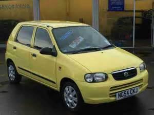 Yellow Suzuki Alto Image Gallery Suzuki Alto 2004