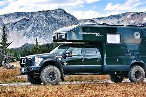 ford earthroamer price earthroamer xv lts f 550 road rv autos post