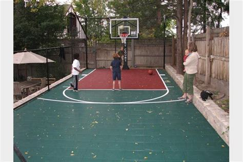 backyard sport court backyard sports court outdoor game courts photo gallery
