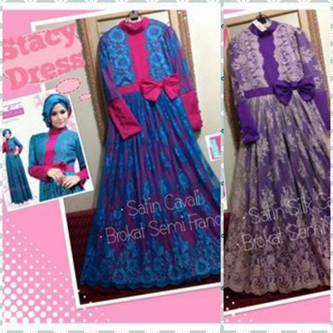 Gaun Pesta Original Marghon dress original nitha rahadi outlet nurhasanah outlet baju pesta keluarga muslim