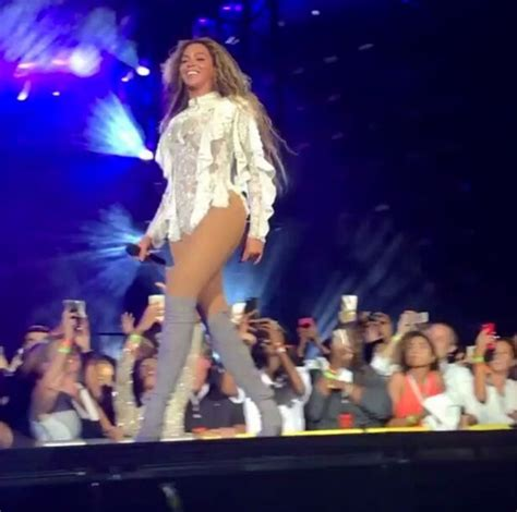 It Pays To Be Related To Beyonce beyonce kicks formation tour but was she actually