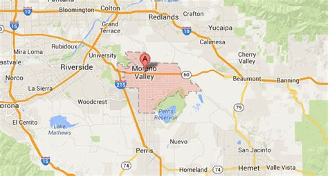 moreno valley california map related keywords suggestions for moreno valley