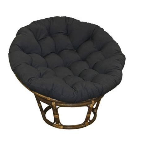 cusion chair replacement papasan chair cushion home furniture design