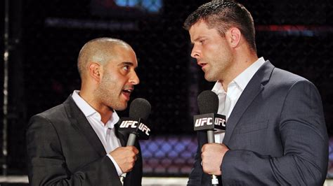 Ufc Mba by Brian Stann To Leave Ufc Commentary Position Themaclife