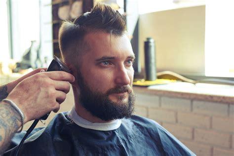 corte de barbas cortes de cabello y barba para hombres