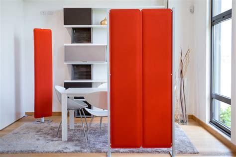 pareti fonoassorbenti per interni pannelli divisori fonoassorbenti autoportanti studio t
