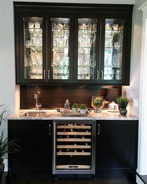 wet kitchen cabinet wet bar kitchen wet bar cabinet the wet bar is in dark