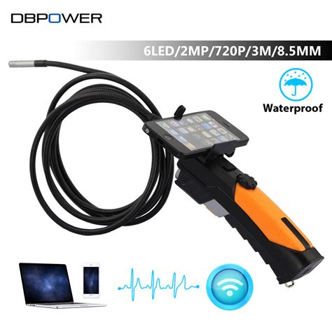 3m Wifi Endoscope Android 720p Iphone Borescope Waterproof iphone endoscope reviews shopping iphone