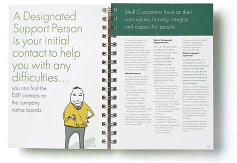 hand book layout design 22 best images about employee handbook design on pinterest