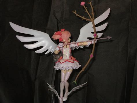 Figma 165 Ultimate Madoka ultimate madoka combination figma by sweetblacksakura on