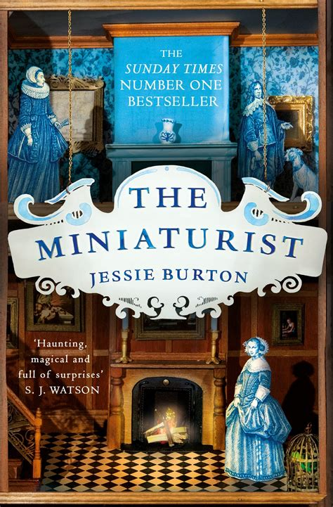 review the miniaturist by jessie burton the seventeenth century lady