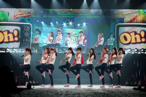 Generation Into The New World The 1st Asia Tour generation into the new world concert pics