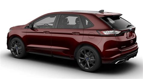 Hudson Ford Wi by Ford Edge 2018 2019 Ford Reviews