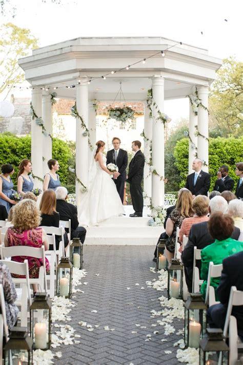 A Classic Light Blue New Orleans Wedding   Wedding, Gazebo