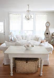 Living Room Furniture Shabby Chic White Shabby Chic Living Rooms Interior Design Decor