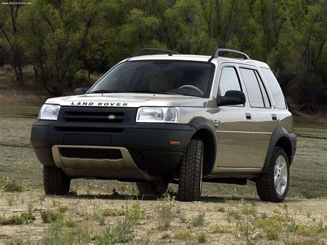 land rover 1997 land rover freelander 1 1997 2006 reviews