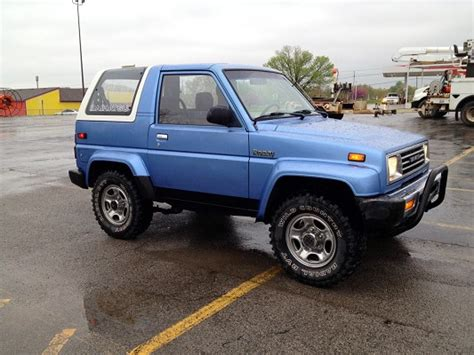 1992 daihatsu rocky used cars for sale oodle marketplace