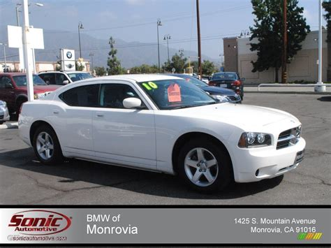 2010 charger se 2010 white dodge charger se 71914823 photo 14