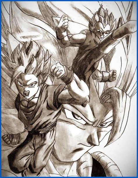 imagenes a lapiz de dragon ball z dibujos de dragon ball z archivos dibujos de dragon ball z