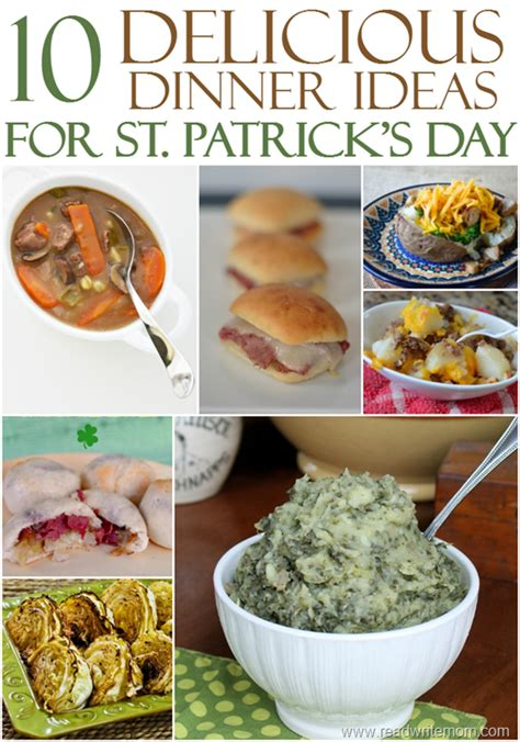 10 Tasty Meals For by 10 Delicious St S Day Dinner Recipes