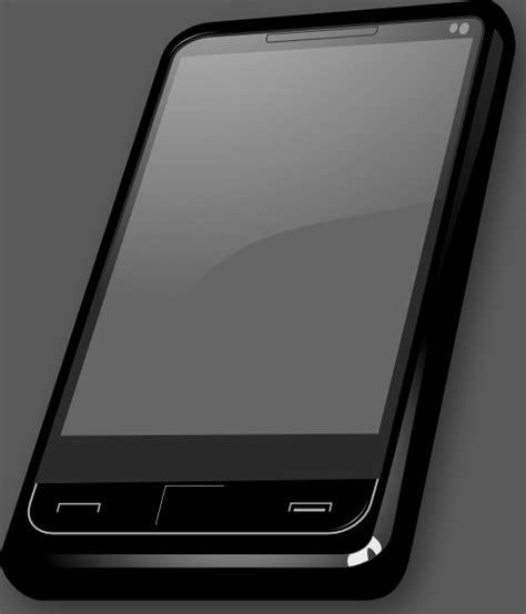 cell phone clip art  clkercom vector clip art