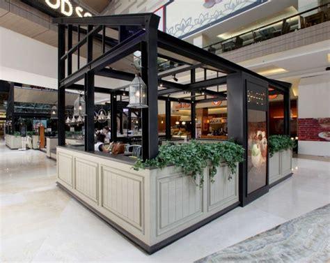 coffee booth design bakerzin caf 233 by metaphor interior at kota kasablanka