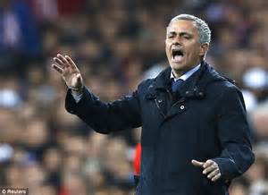 You Better Get Chelseas Order Right by Jose Mourinho Speaks Of A Marriage On His Chelsea