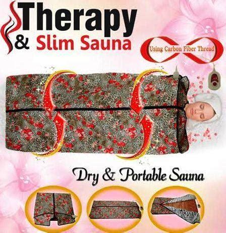 Kasur Panas Terapi saunsa branket therapy selimut elektrik terapi tulang meco