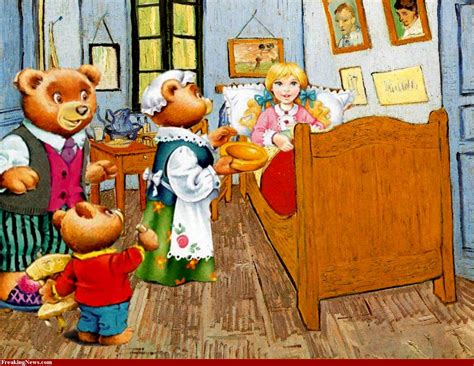 goldenlocks and the three books goldilocks and the 3 bears brennaphillips