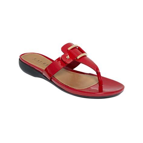 ralph sandal lyst by ralph kamari sandals in