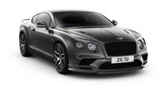 Bentley Hp 2017 Bentley Continental Supersports Revealed With 700 Hp