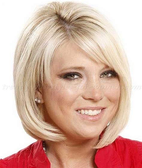 mid lengh hairstyles for over 50 with fringe bob haircut with fringe medium hairstyles for women over