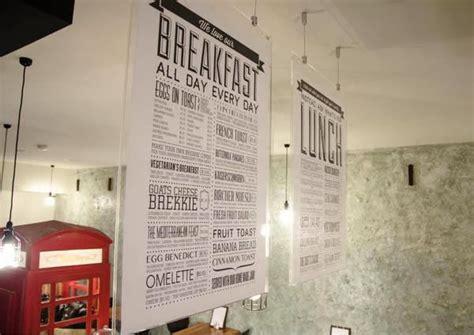 home menu board design 30 exles of effectively designed cafe menus jayce o yesta