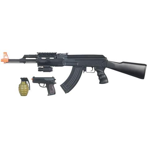 ak fully automatic cyma ak 47 electric aeg full auto airsoft rifle gun w