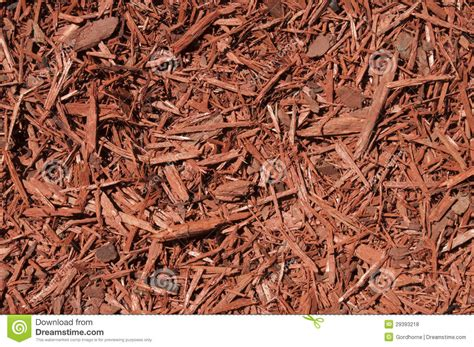 red cedar mulch background royalty free stock photos