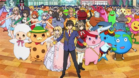 amagi brilliant park metal panic news about amagi brilliant park