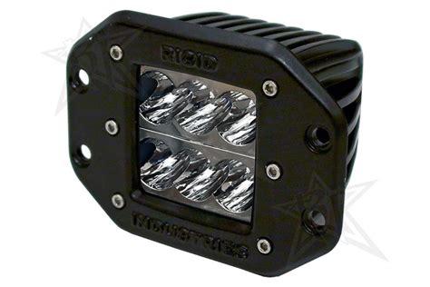 rigid d2 fog lights rigid industries dually d2 led lights flush mount wide